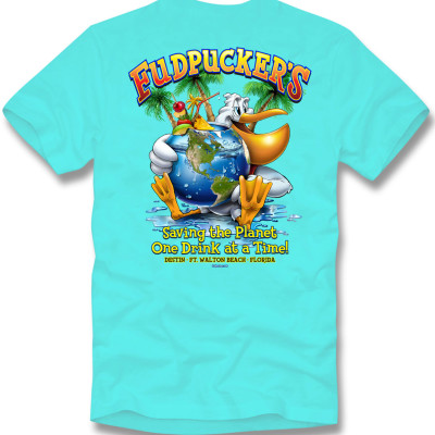 50% OFF Save The Earth T-Shirt
